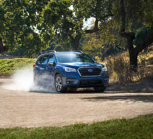 <p><strong></strong>Be the first to view the brand-new 2019 Ascent