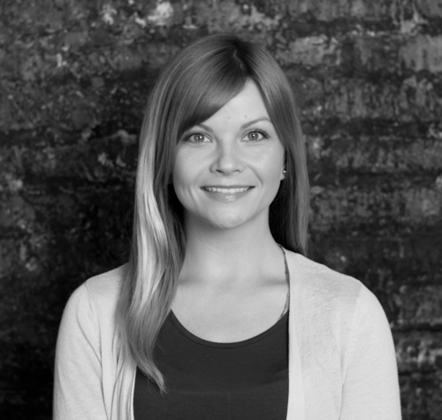 <p>Samantha Charnes, Manager of Advancement Operations and Data</p>