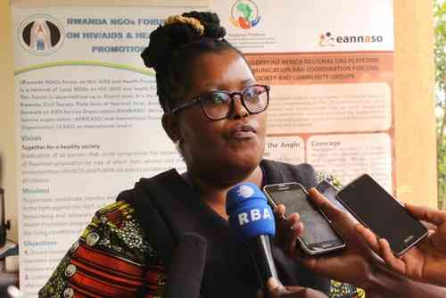 <p>Speaker - <strong>Olive</strong><strong> Mumba,</strong> The Eastern Africa National Networks of AIDS Service Organisations (EANNASO)</p>