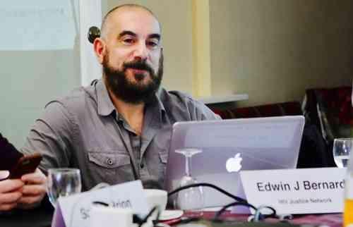 <p>Edwin Bernard (UK)</p>
